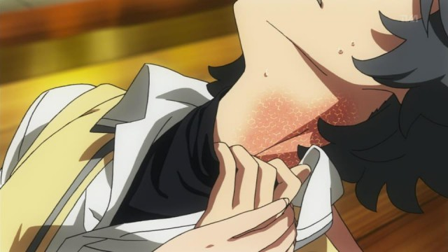 Kaito Skin Mutation
