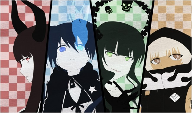 Black Rock Shooter Review