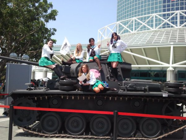 Anime Epx0 2013 tank