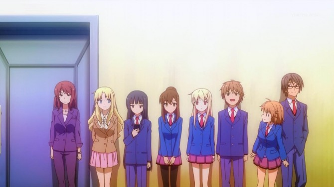 The Pet Girl of Sakurasou anime review