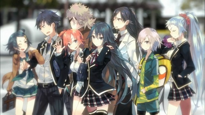 My Teen Romantic Comedy SNAFU review