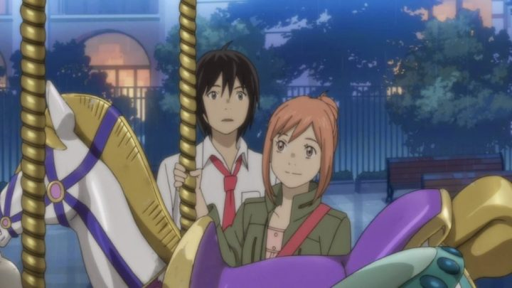 Eden of the East-Paradise Lost review