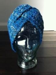 turban on front