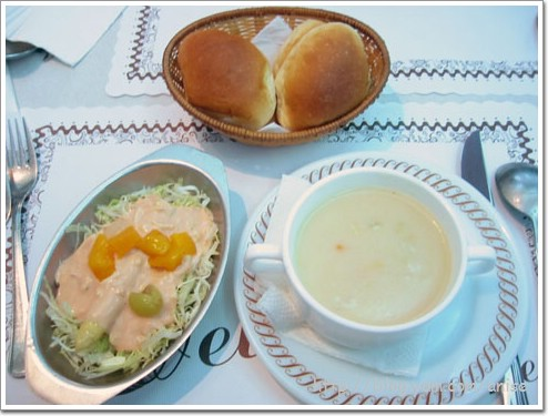 94.5.14 姊姊生日 波麗路西餐廳 + 美麗華一日遊 @愛吃鬼芸芸