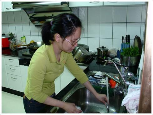 94.10.29 德國香腸之烤肉會(下) @愛吃鬼芸芸