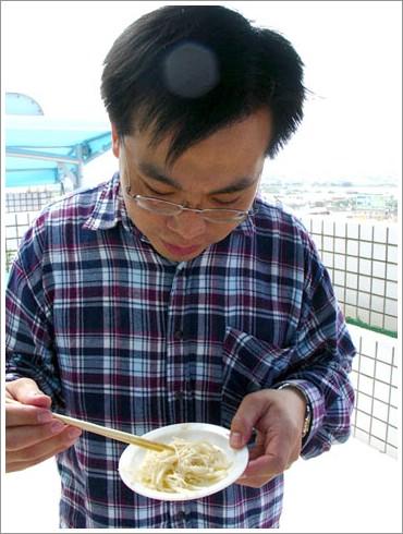94.10.29 德國香腸之烤肉會(上) @愛吃鬼芸芸