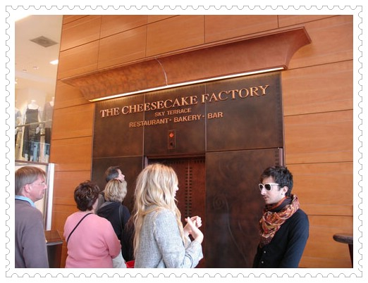 96.07.26 Cheese Cake Factory