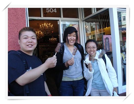 96.07.09 同性戀街- 卡斯楚街 Castro Street