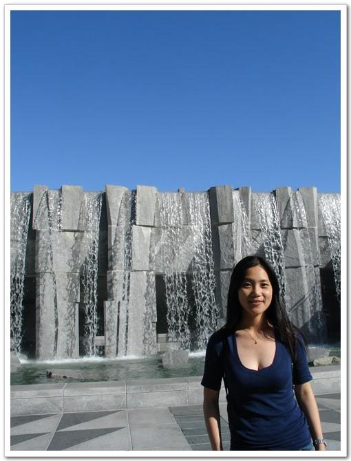 96.08.07 舊金山現代藝術博物館+芳草地花園