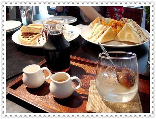 99.07.24 中山站‧La Bettola義大利食堂、米朗琪咖啡館