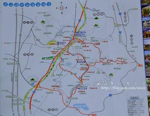 2011油桐花季 – 三義秘密小徑 (下) – 苗51-1、峰州→久松、四月雪小徑→五月雪小徑(5/6)