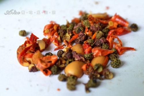黃粒紅椒麻花生,MIT的好滋味!!