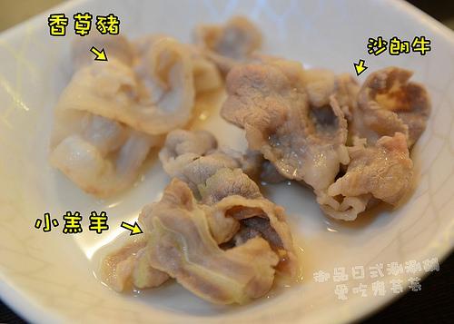 林口美食.御品日式涮涮鍋