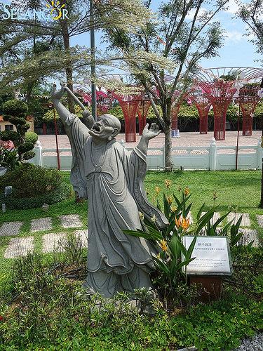 巧遇東禪寺浴佛節@馬來西亞雪蘭莪