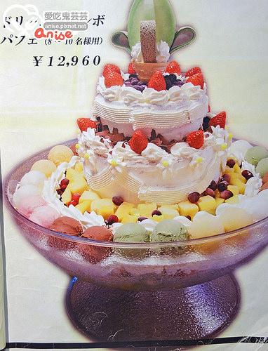 札幌美食.雪印パーラー@2014北海道自助旅行