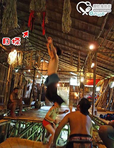 Mari Mari Cultural Village文化村@2014沙巴小旅行