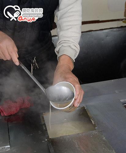 花蓮美食.宜味食館、廟口紅茶(鋼管紅茶)