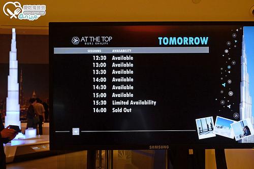 哈里發塔Burj Khalifa(杜拜塔)、ARMANI DUBAI酒店@2014杜拜小旅行