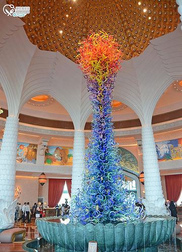 安娜塔拉水療村酒店、亞特蘭提斯酒店@杜拜小旅行