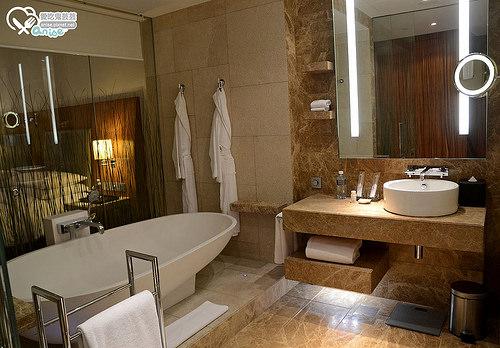 阿布達比首都門凱悅酒店Hyatt Capital Gate, Abu Dhabi@2014杜拜小旅行