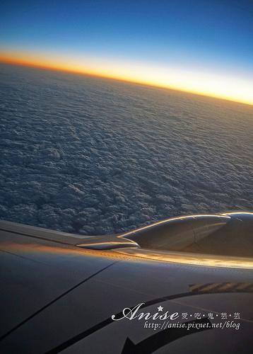 搭乘華航追曙光.迎希望,搭乘CI2015幸福曙光班機迎向2015第一道曙光!