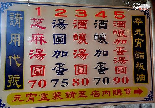 基隆廟口一條龍:芋肉丸、一口小香腸、碳烤蚵仔煎、12攤排骨麵、營養三明治、本港魚活海產、沈記泡泡冰、全家福元宵