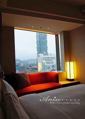 信義區住宿.寒舍艾麗酒店Humble House Taipei