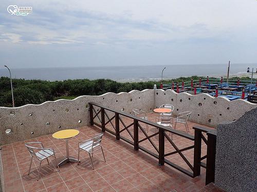 綠島住宿.藍色海灣低碳環保民宿(內有綠島魚粽、綠島辦桌)