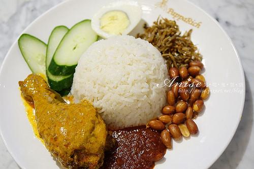 PappaRich 金爸爸,來自馬來西亞的連鎖餐廳 (已歇業)