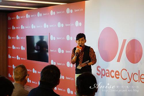SPACE CYCLE,結合音樂與運動的時尚新概念
