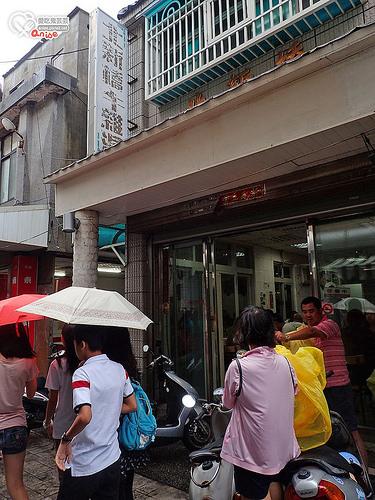 澎湖早餐街(文康街):北新橋牛雜湯、益豐豆漿店