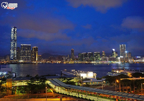 香港美食.四季酒店龍景軒,雞絲羹也太威了吧!(米其林三星)