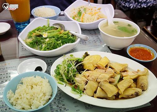 東區美食.文慶雞,正宗新加坡海南雞飯