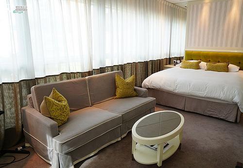 香港住宿.逸蘭精品酒店(銅鑼灣) Lanson Place Hotel Hong Kong,古典優雅低調奢華