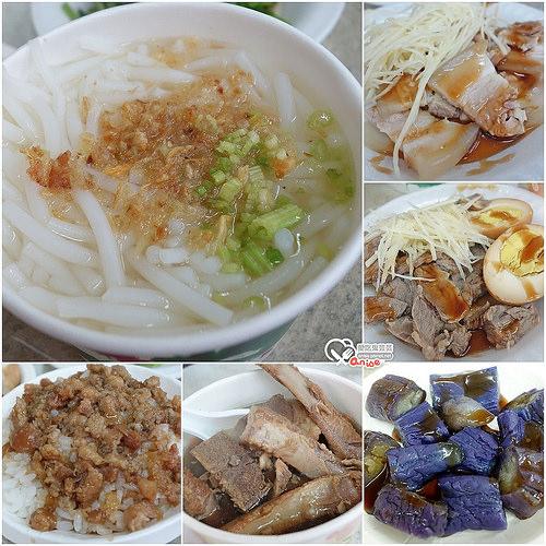 東區美食小吃.216巷米粉湯,傳統好味道只要銅板一點點!