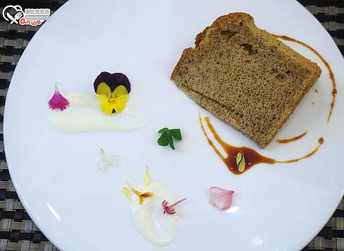 南投美食.Hero Restaurant,花團錦簇的花花料理