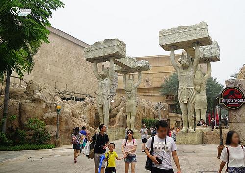 新加坡環球影城必玩、必買、必吃!