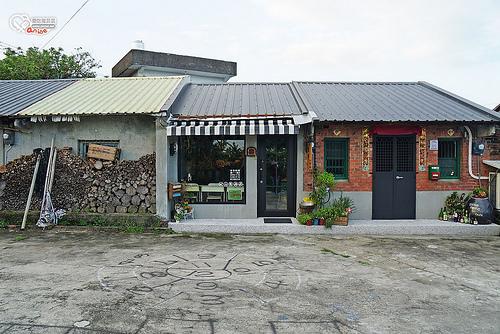 礁溪.定邦咖啡,三合院裡隱密咖啡屋
