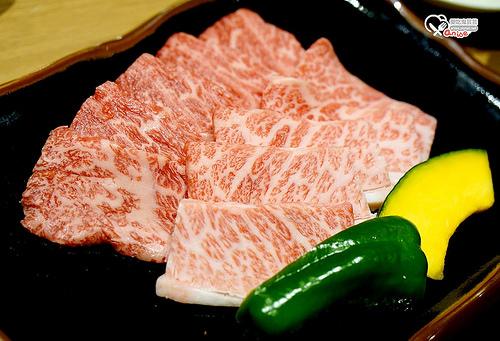 奧田燒肉,伊賀牛油脂熔點低,肥嫩好美味!(忍者吃的牛肉!)