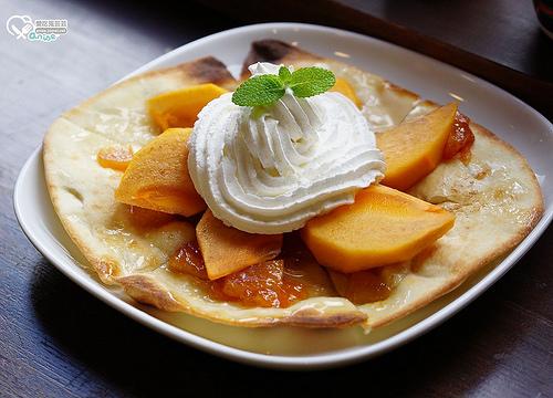 奈良美食.傳說中最厲害的景觀咖啡廳 こもれび Komorebi,Pizza超級好吃,還有無敵景觀! (文末和歌山採果樂:柿子+小橘子)