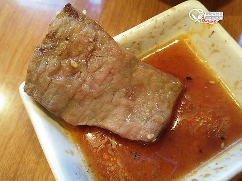 東京新宿美食.安樂亭燒肉,標榜安心安全的燒肉店