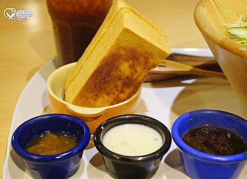 華山市場.丘比手作土司(Cube Brunch),便宜大碗的早午餐