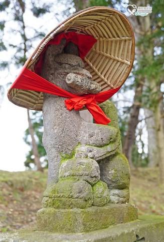 鶴之城、會津奇祭「高田大俵引」拔河祭典嘿咻嘿咻(日本人尺度好大!)