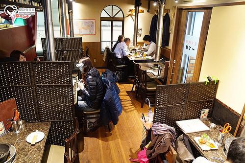 東京新宿美食.炭火燒肉一丁目,CP值超高黑毛和牛專賣