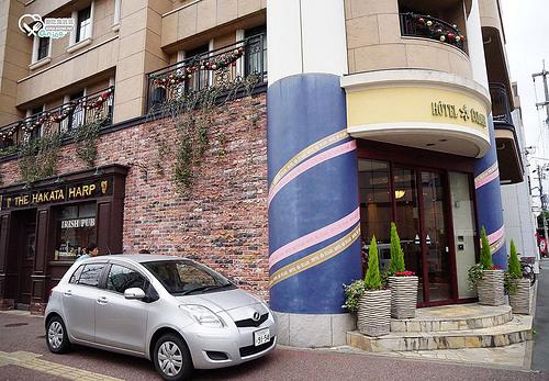 福岡住宿.Hotel Eclair Hakata