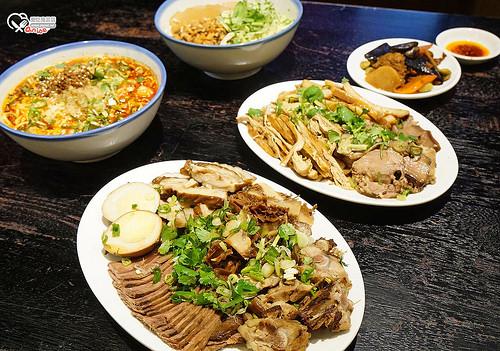 遼寧街.蘭芳麵食館,價格略高口味不錯的小店