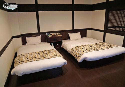 熊本住宿.和數奇司館,交通便利的旅店(文末鶴屋百貨熊本熊專賣店)