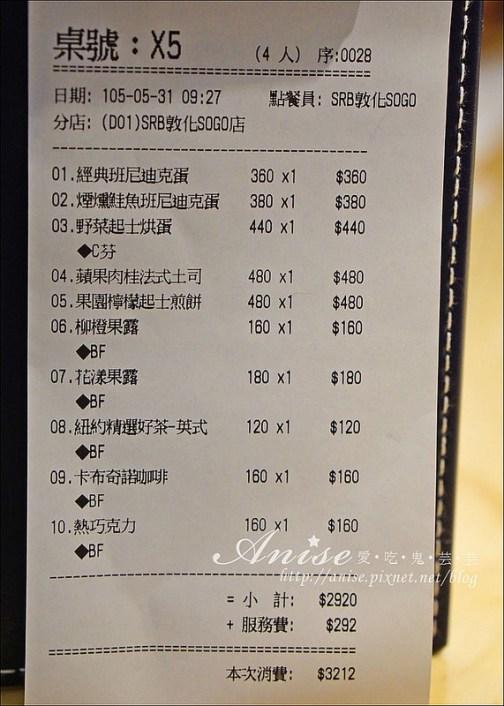 紐約早餐女王Sarabeth's 甜食旋風席捲台灣!大推燻鮭魚班尼迪克蛋、法式土司、熱可可!