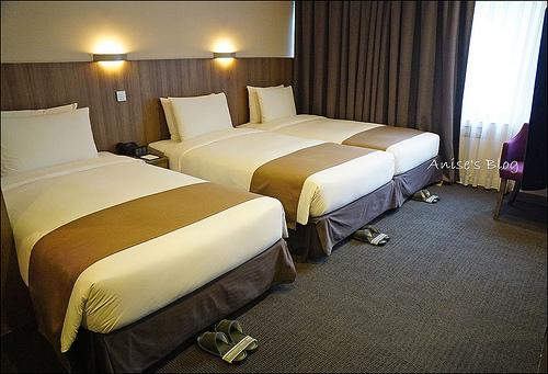 首爾住宿.Center Mark Hotel (仁寺洞)(無障礙房型)
