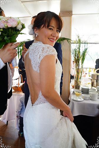 Toby的多瑙河遊輪婚禮,此回歐洲行的理由!